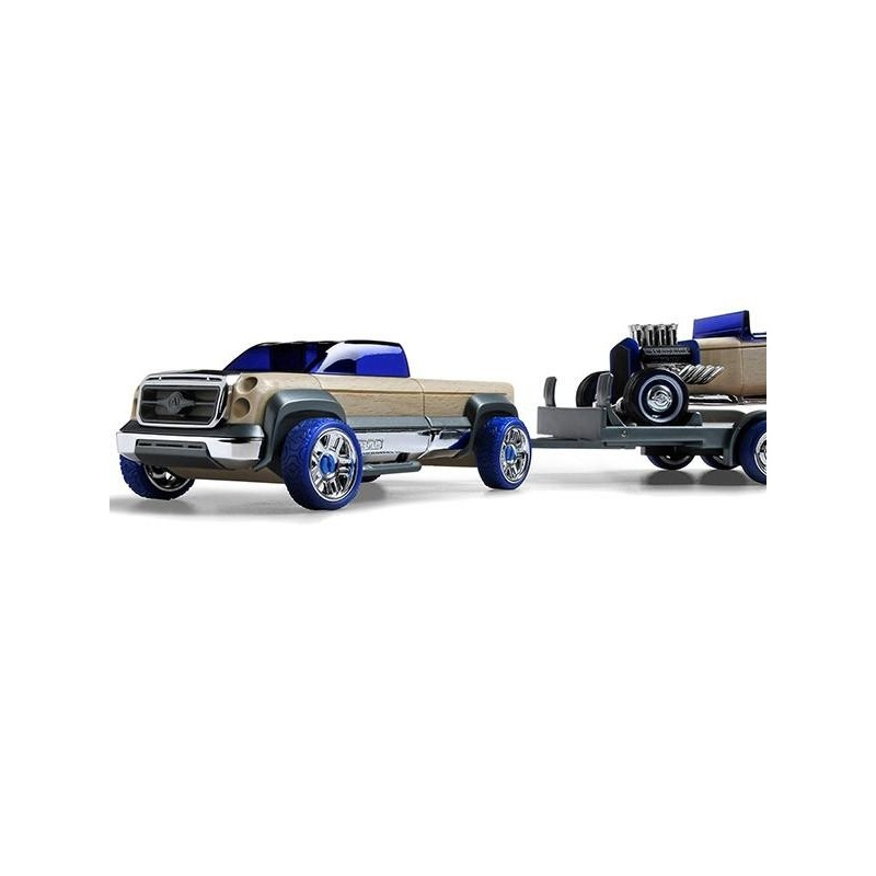 Mini Hot Rod Trailer