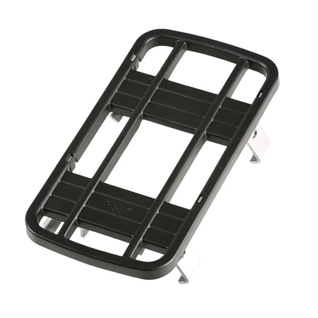 Accesoriu pentru instalare rapida, a scaunului, pe bicicleta Thule Yepp Maxi EasyFit Adapter negru imagine