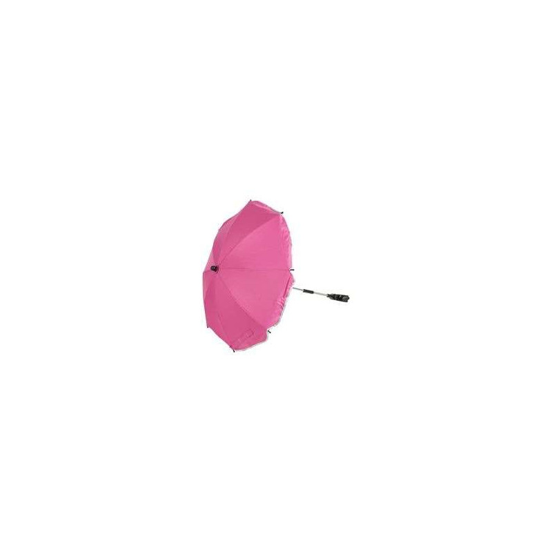 Umbrela pentru carucior 75 cm UV 50+ Pink Fillikid