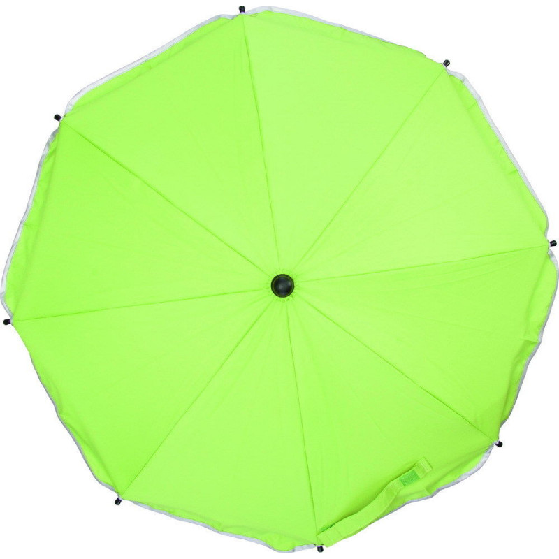 Umbrela pentru carucior 75 cm UV 50+ Verde Fillikid imagine