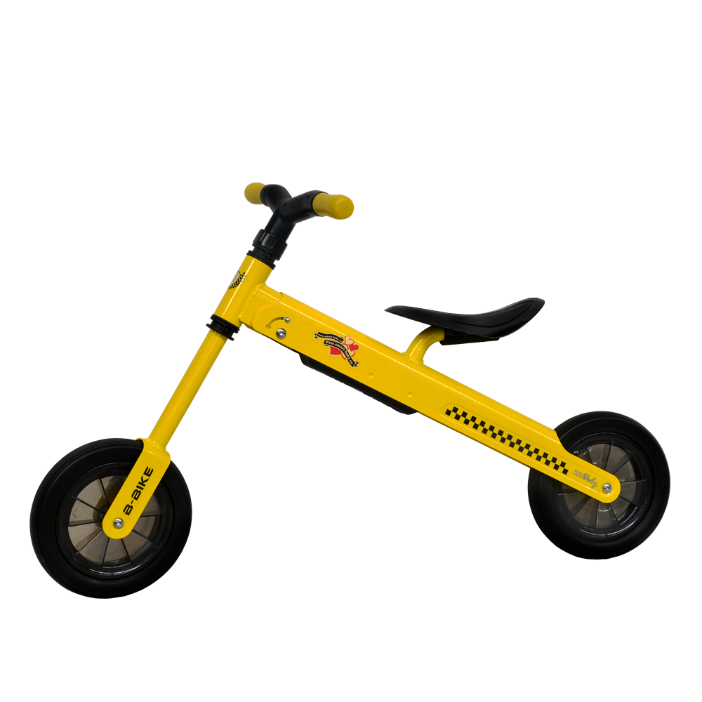 Bicicleta Balance B-bike Galben