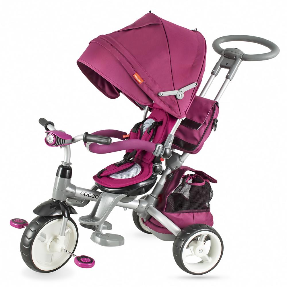 Tricicleta Coccolle Modi Violet