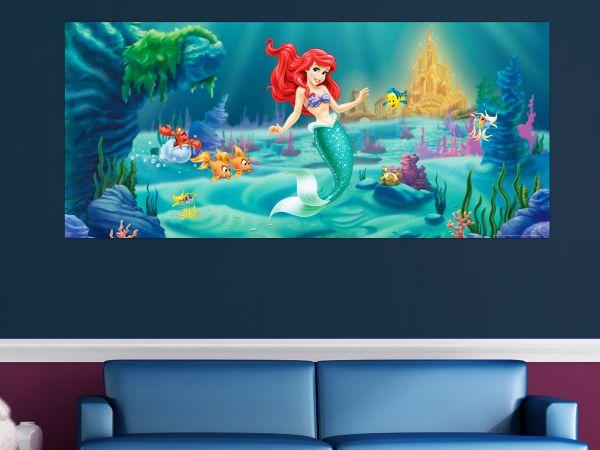 Fototapet Disney Ariel Mica Sirena imagine