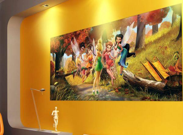 Fototapet Disney Zane in padure - 202 x 90 cm imagine