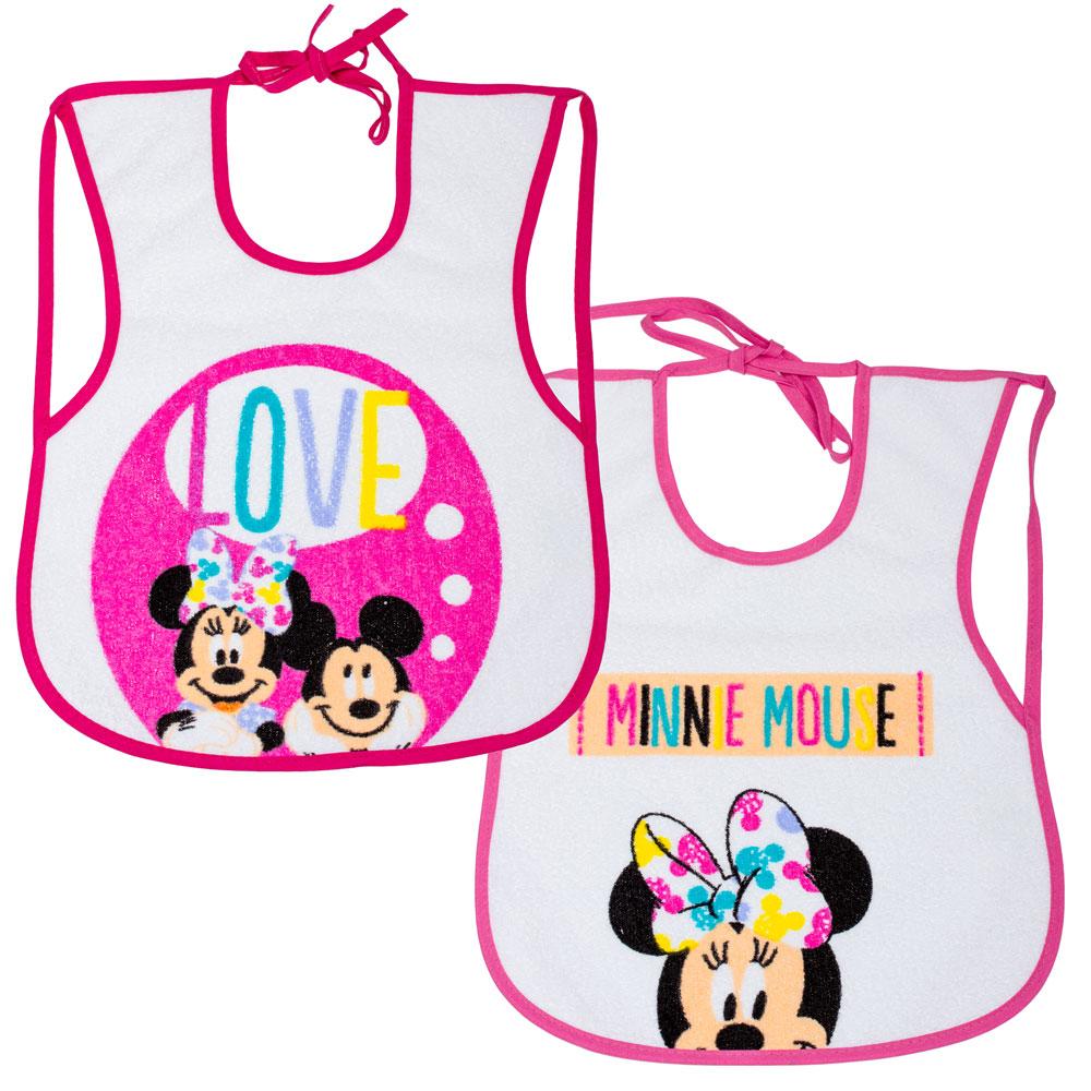 Set 2 bavetele Minnie Disney Eurasia 32566