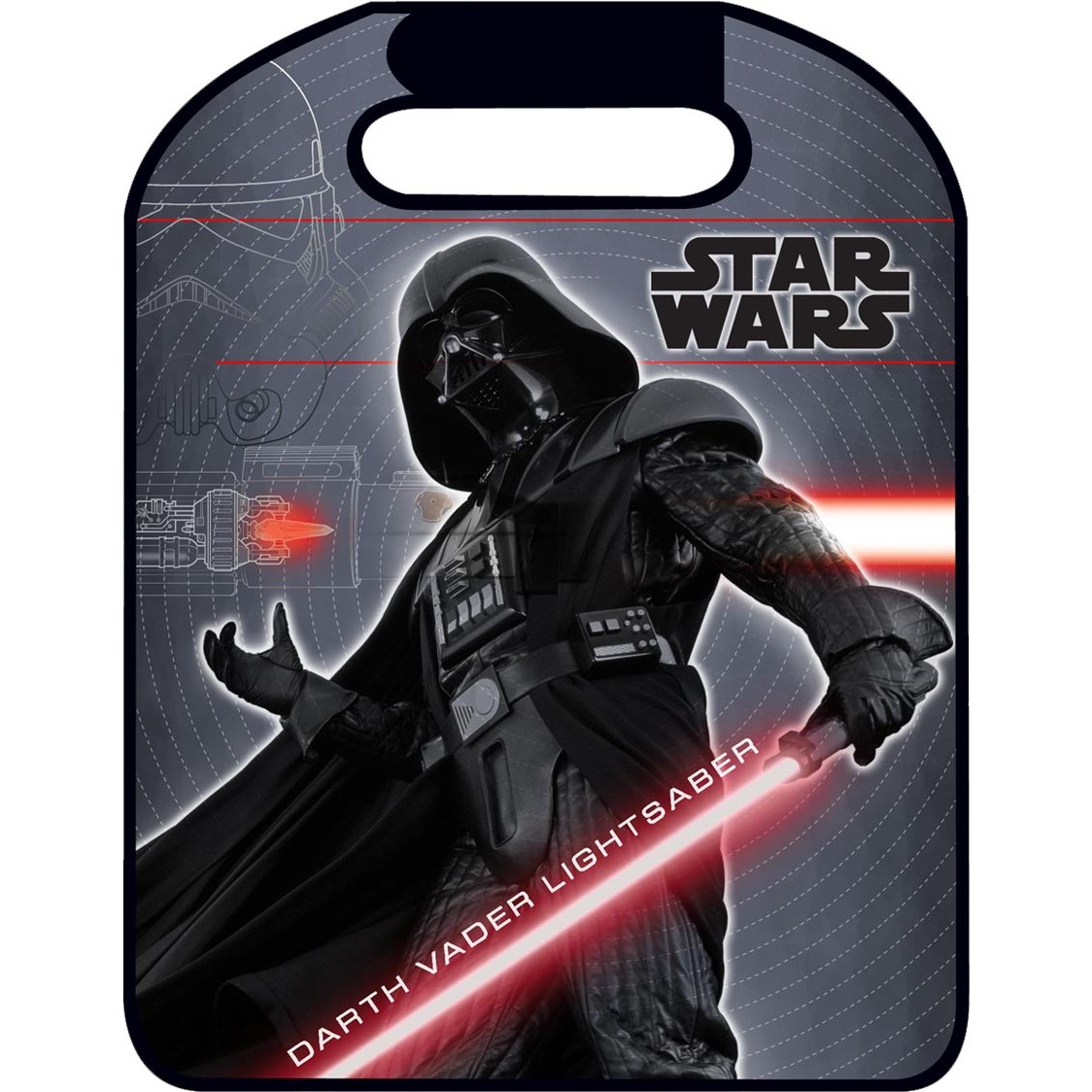 Aparatoare pentru scaun Star Wars Disney Eurasia 25541