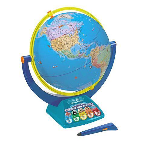 Geosafari - Glob pamantesc interactiv