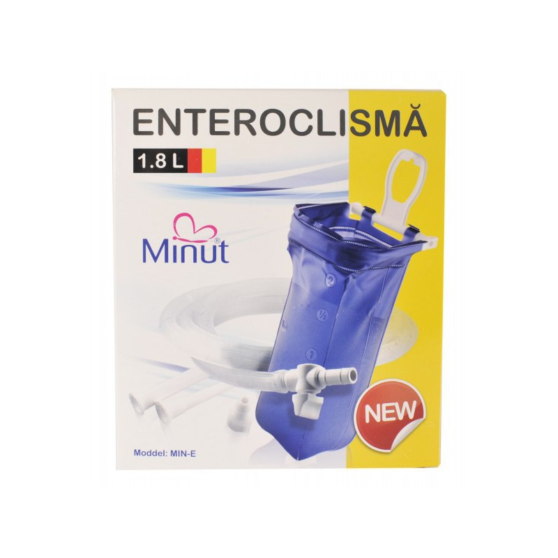 Enteroclisma Minut 1,8l imagine
