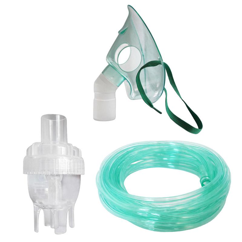 Kit accesorii pentru aparatele de nebulizare cu compresor RedLine NB-6, cu furtun 6 m imagine