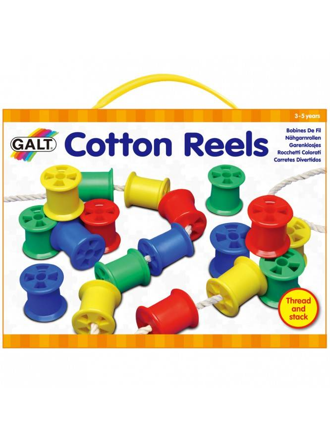 Joc de indemanare Cotton Reels