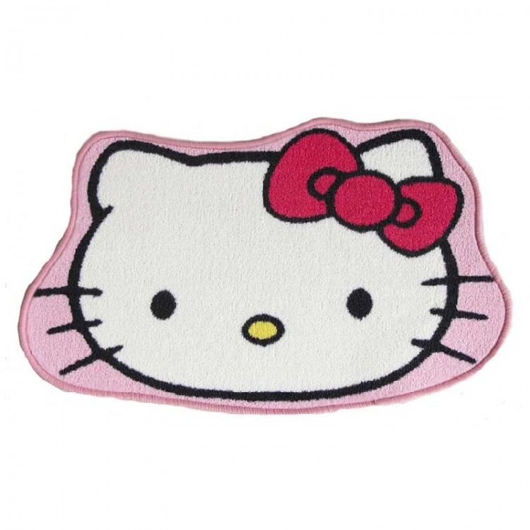 COVORAS BAIE D-CUT HELLO KITTY 50X80CM