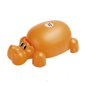Olita Hipopotam - OKBaby - 783-portocaliu imagine