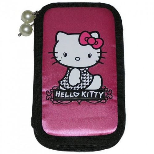 PENAR 2 COMPARTIMENTE ECHIPAT SWEET HELLO KITTY