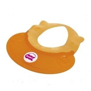 Protectie pentru ochi si urechi Hippo - OKBaby-829-portocaliu imagine