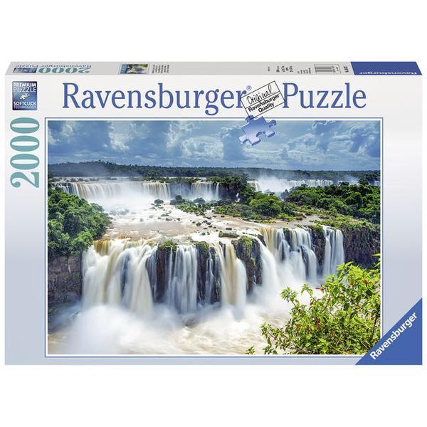 Puzzle Cascada, 2000 piese imagine