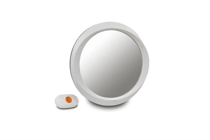 Apramo – Oglinda cu lumini Iris Baby Mirror Deluxe