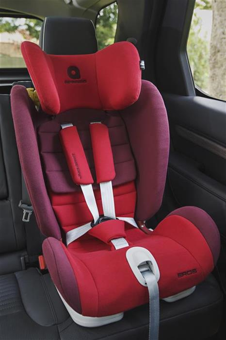 Apramo – Scaun auto Eros 9-36 kg Liverpool Red