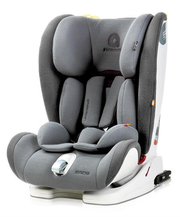 Apramo – Scaun auto Eros 9-36 kg Morecambe Grey