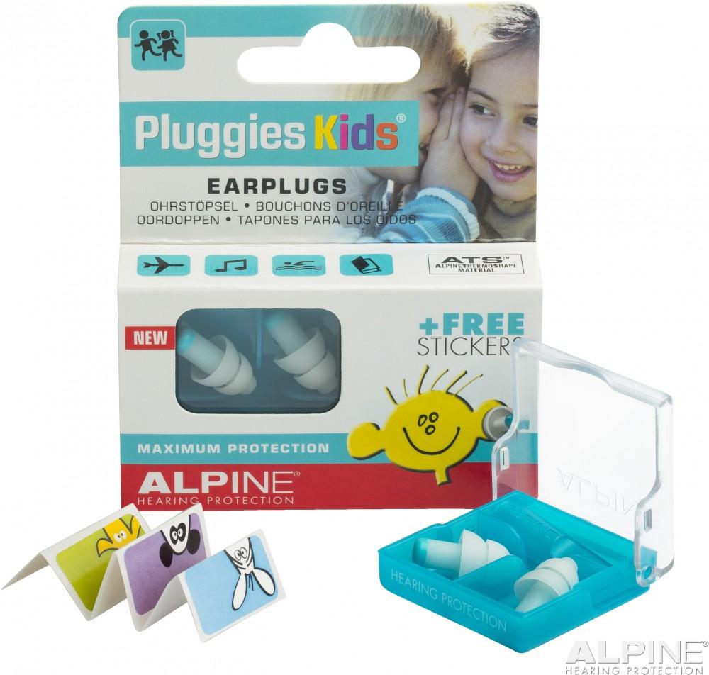 Alpine Pluggies Kids dopuri de urechi pentru copii