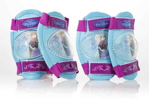 Set protectie Frozen-Dino Bikes-DN01FZ imagine