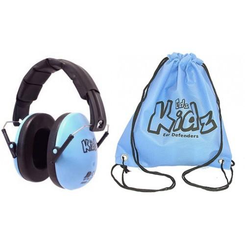 Edz Kidz Casca impotriva zgomotului, antifon - albastru