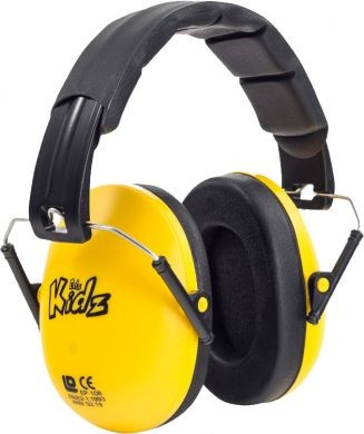 Edz Kidz Casca impotriva zgomotului, antifon - galbena imagine