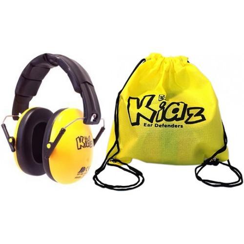 Edz Kidz Casca impotriva zgomotului, antifon - galbena