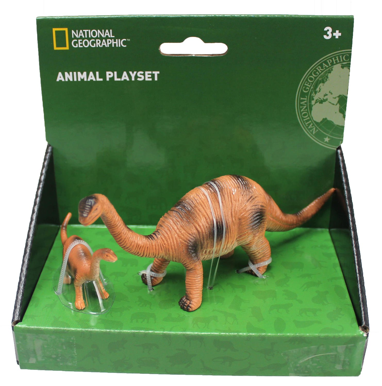 Set 2 figurine - Apatosaurus imagine