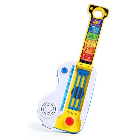 Baby Einstein – 10336 Jucarie muzicala 2 in 1 chitara si pian Flip&Riff Keytar