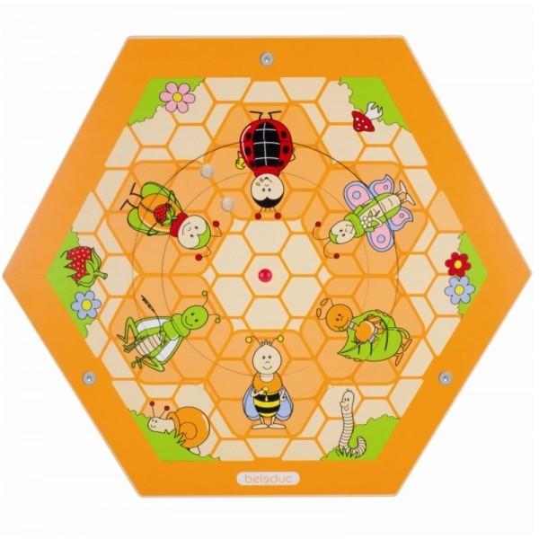 Aplicatie de perete Prietenii albinutelor - Beleduc imagine