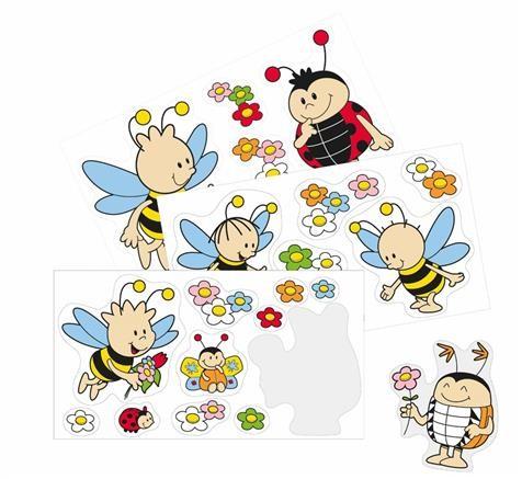 Abtibilduri perete Stupul albinelor - Beleduc imagine