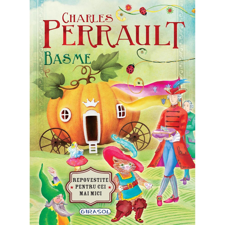 Basme de Charles Perrault imagine