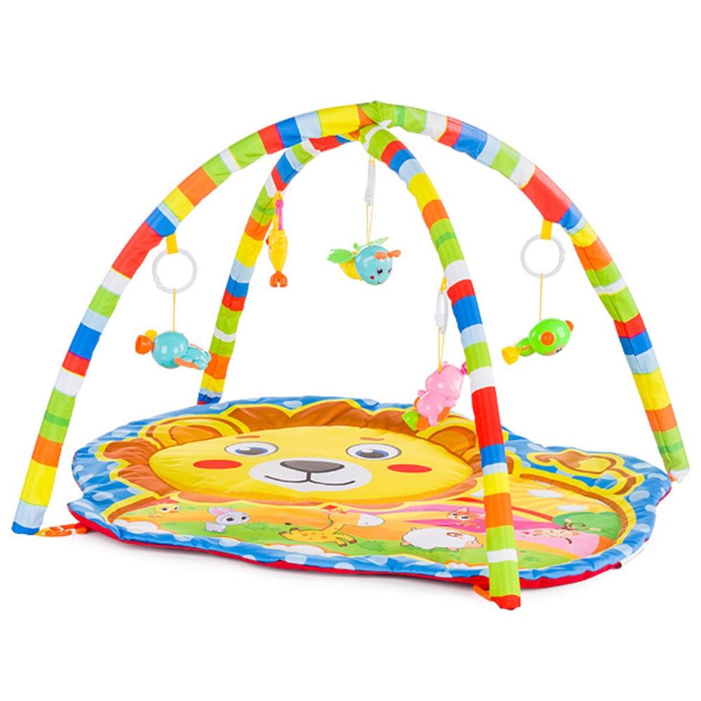 Covoras de joaca Chipolino Baby Lion imagine