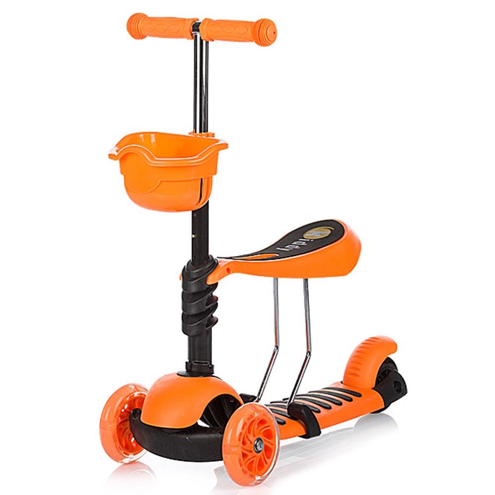 Trotineta Chipolino Kiddy orange