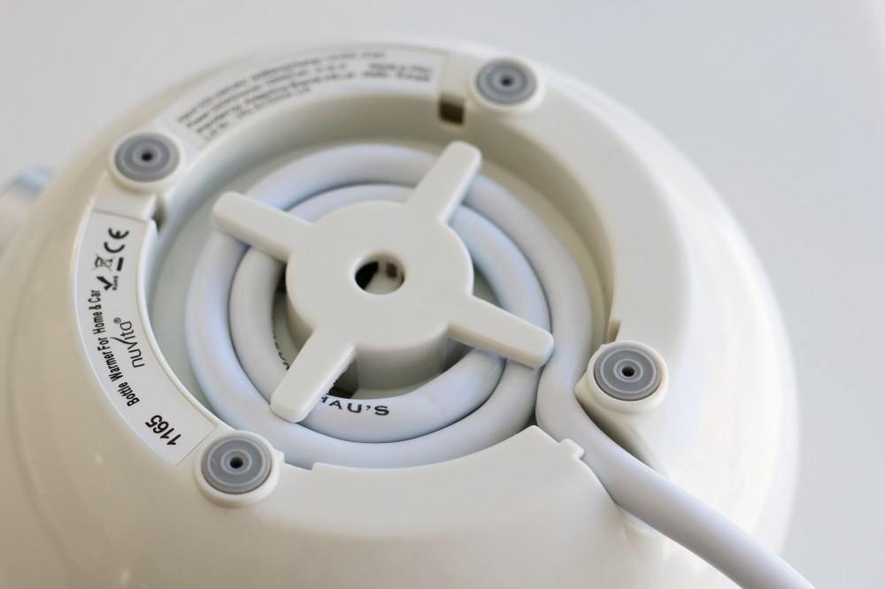 Nuvita incalzitor electric biberoane pentru casa si masina - 1165