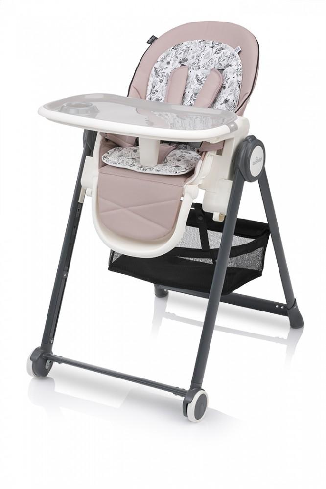 Baby Design Penne 08 Pink - Scaun de masa multifunctional imagine