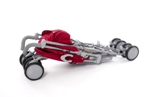 Carucior Sport Buggy Prestige Dark Red