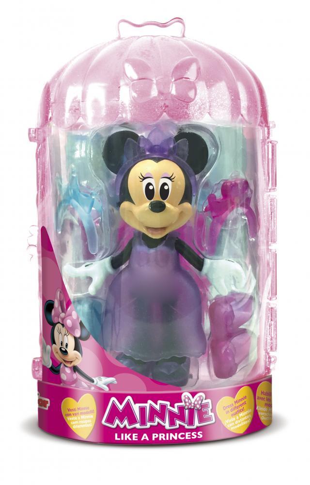 Papusa Minnie cu accesorii - ca o printesa