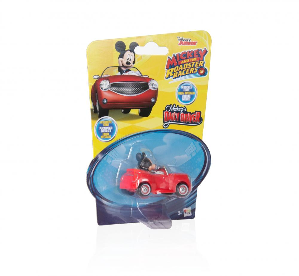 MM MINI MASINUTE ASORT. ROADSTER RACERS W2 - Mickey Daily Driver