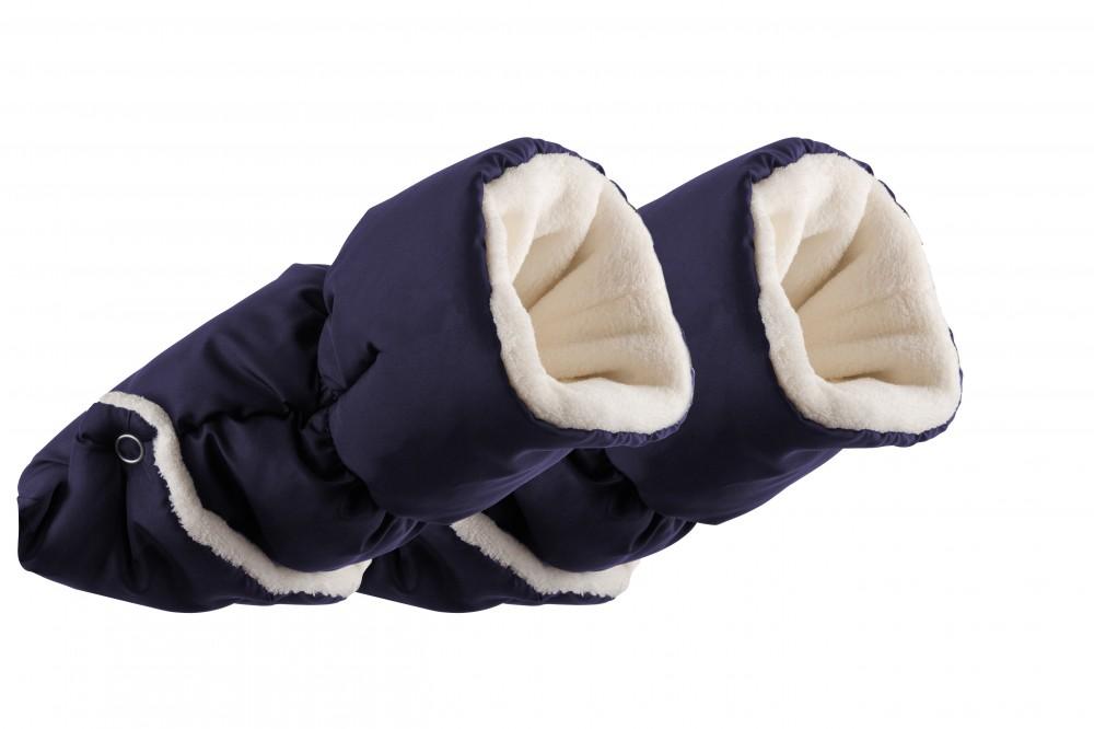 Nuvita Handmuff Melange Blue - Manusi pentru carucior 9305 imagine