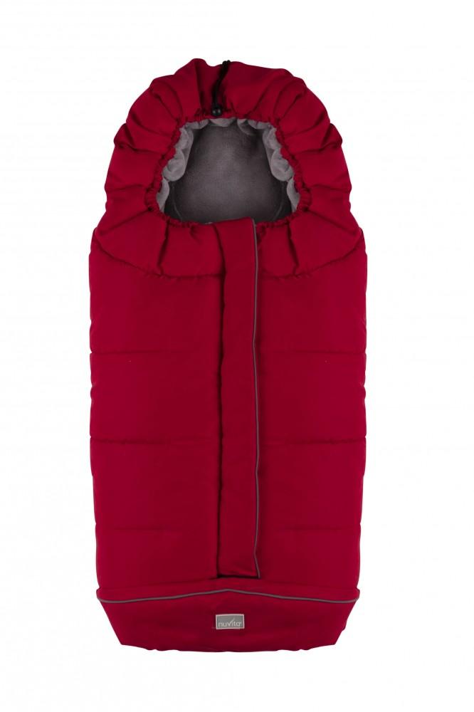 Nuvita City sac de iarna 100 cm - Red / Grey - 9545