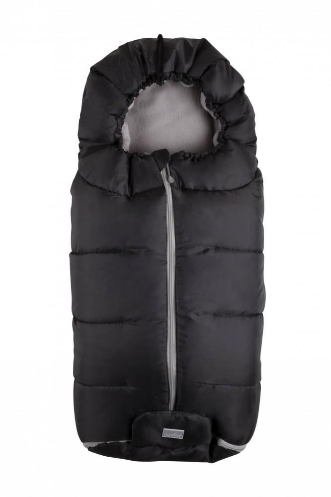 Nuvita Essential sac de iarna 100 cm - Dark Grey / Grey - 9445 imagine