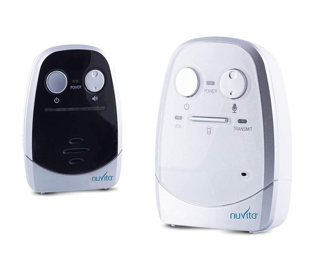 Nuvita Planet 3013 - interfon digital pentru bebelusi imagine