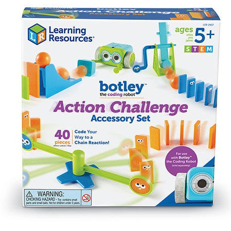 Set 41 accesorii - Robotelul Botley imagine