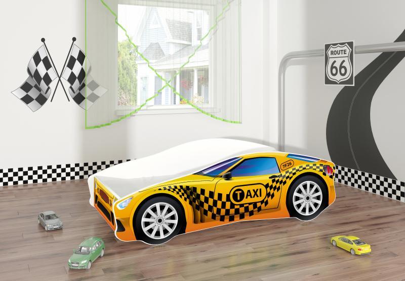 Pat Tineret MyKids Race Car 10 Taxi-160x80 imagine