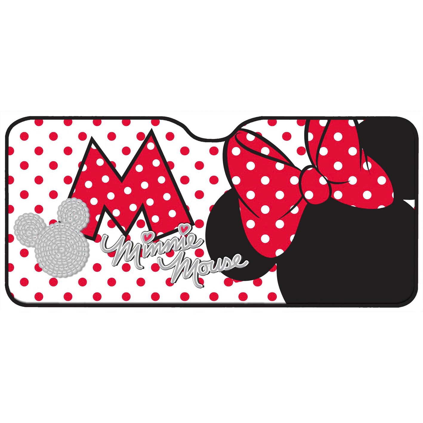 Parasolar pentru parbriz Minnie Disney Eurasia 26061