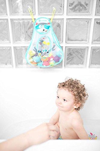 Badabulle - B021002 - Plasa jucarii pentru baie imagine