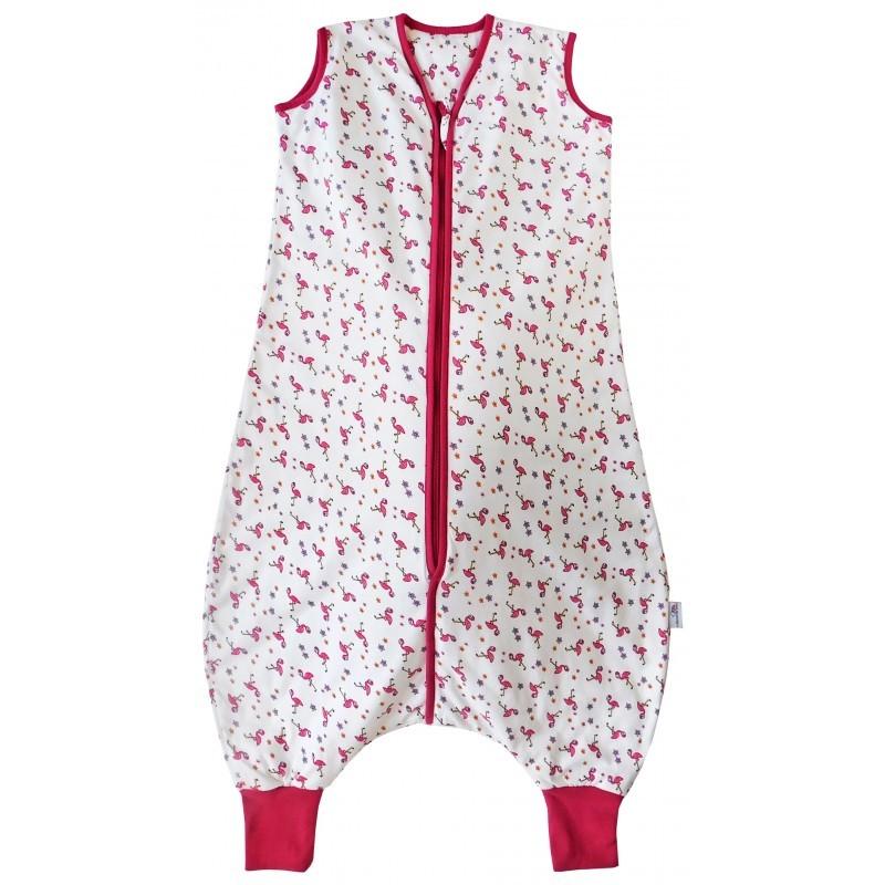 Sac de dormit cu picioruse Flamingo 5-6 ani 1.0 Tog