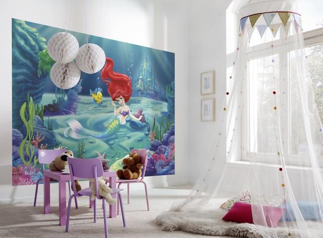 """Fototapet """"arielle""""- Colectia Disney"""