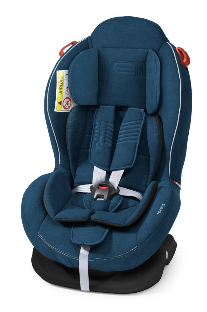 Espiro Delta scaun auto 0-25 kg - 03 Denim 2019 imagine